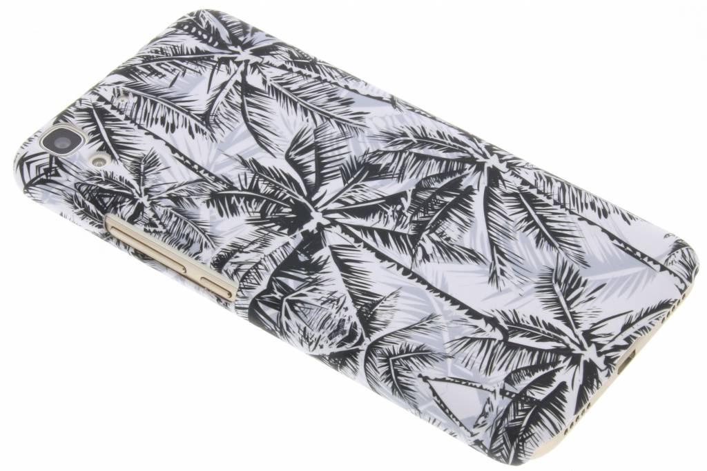 Palmtrees design hardcase hoesje voor de Huawei Y6