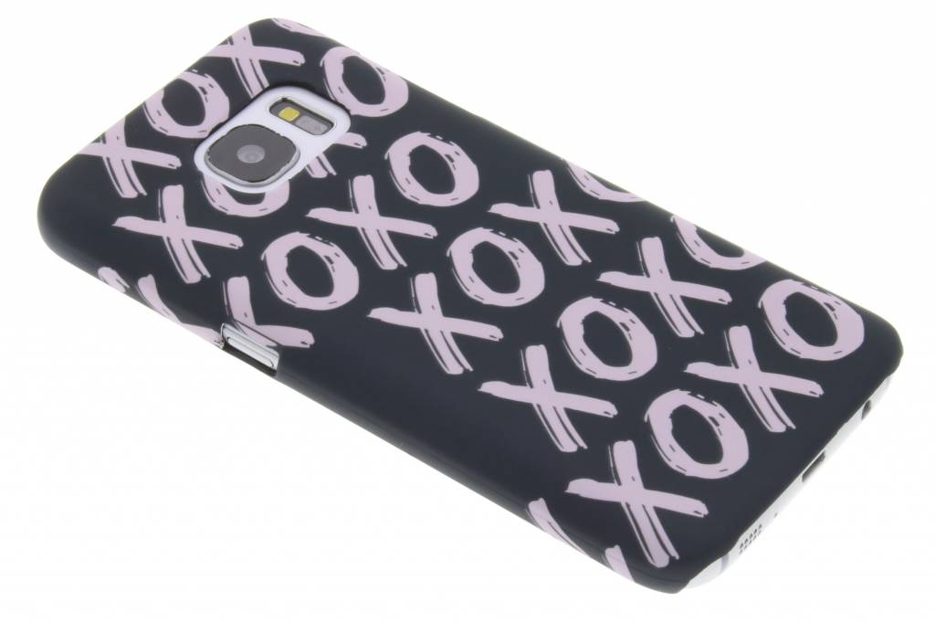 Xoxo design hardcase hoesje voor de Samsung Galaxy S7