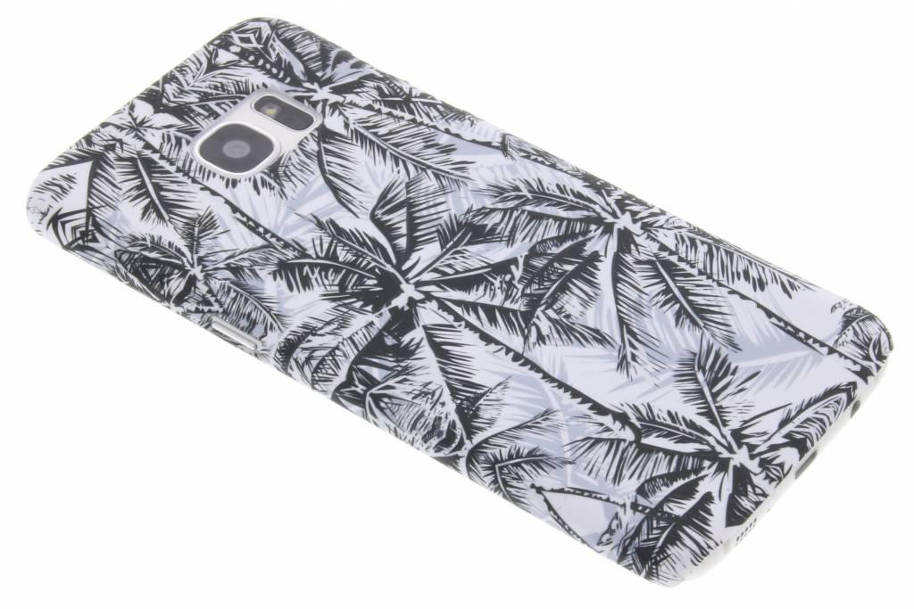 Palmtrees design hardcase hoesje voor de Samsung Galaxy S7 Edge
