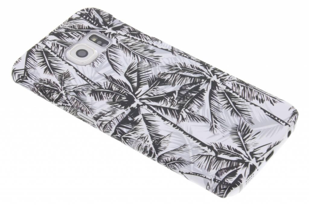 Palmtrees design hardcase hoesje voor de Samsung Galaxy S6 Edge
