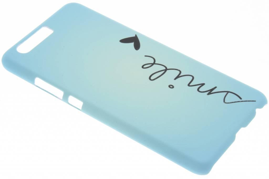 Smile design hardcase hoesje voor de Huawei P10 Plus