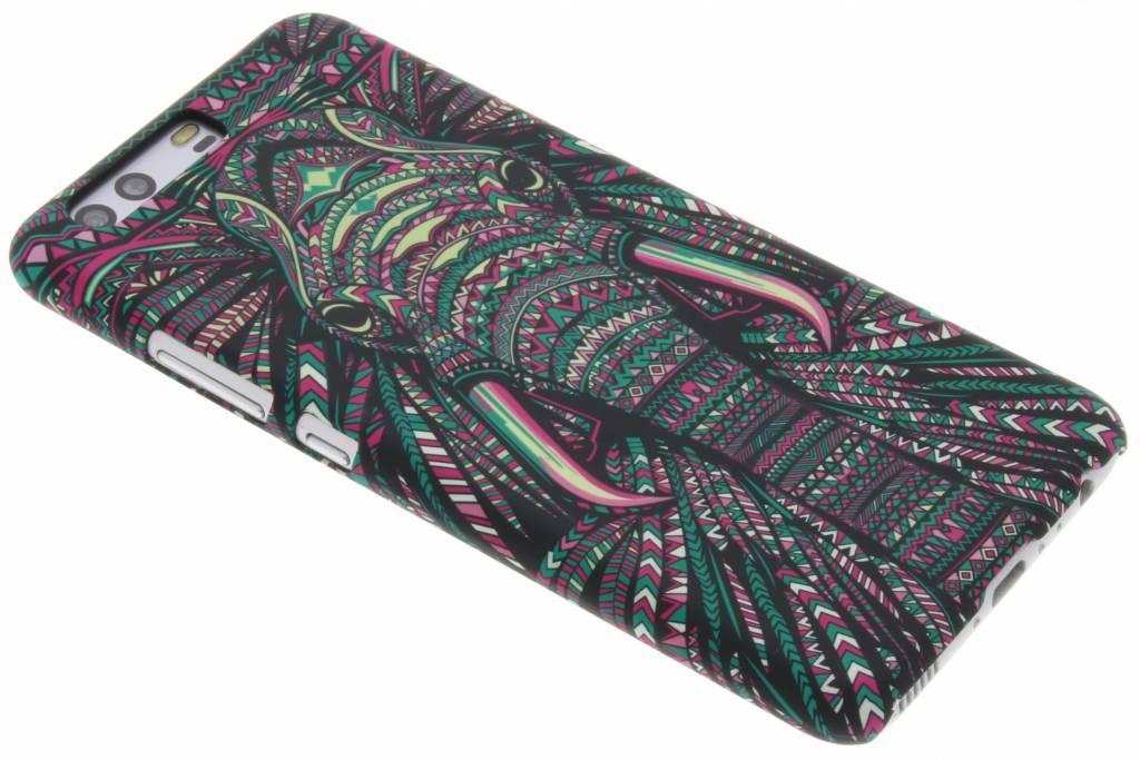Olifant aztec animal design hardcase hoesje voor de Huawei P10