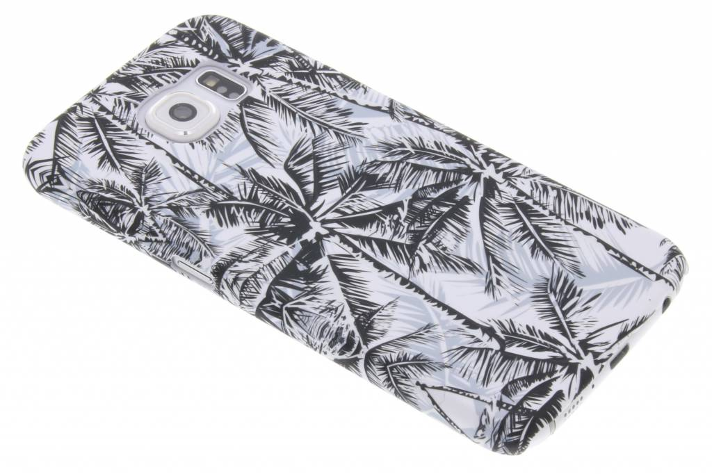 Palmtrees design hardcase hoesje voor de Samsung Galaxy S6