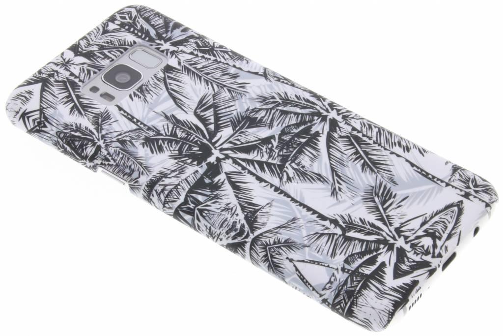 Palmtrees design hardcase hoesje voor de Samsung Galaxy S8 Plus