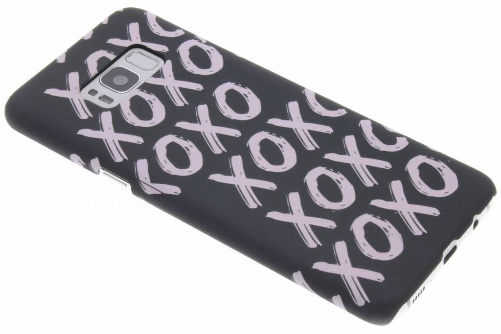Xoxo design hardcase hoesje voor de Samsung Galaxy S8 Plus