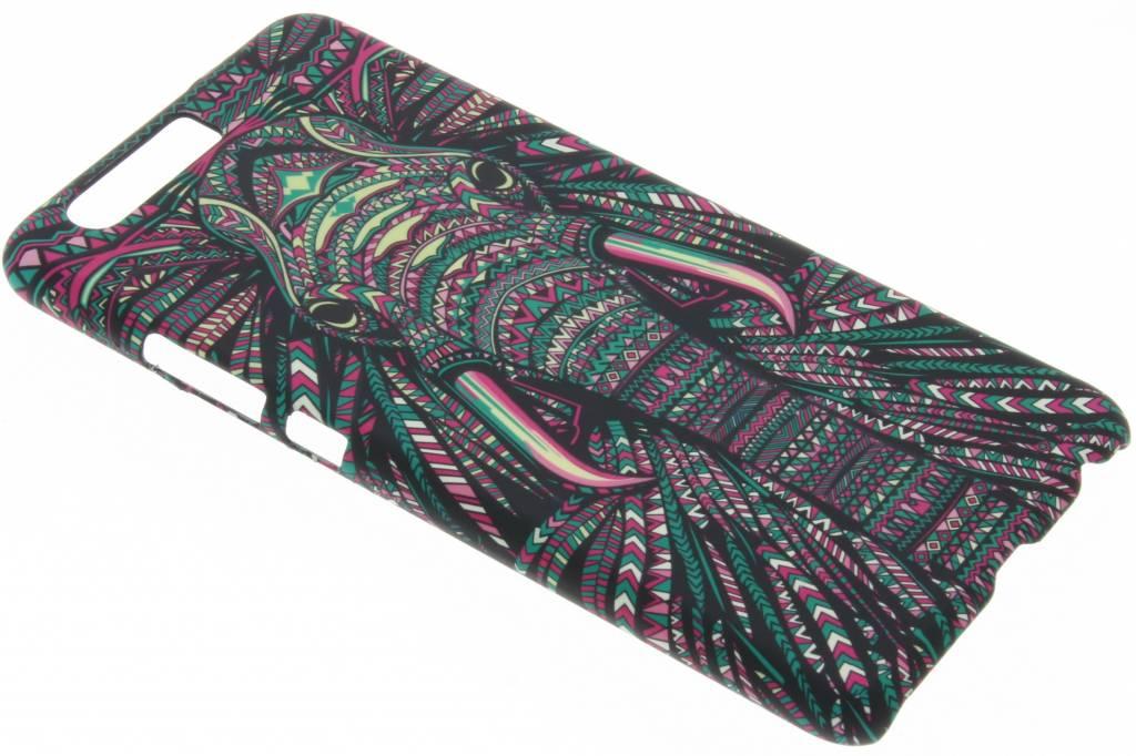 Olifant aztec animal design hardcase hoesje voor de Huawei P10 Plus