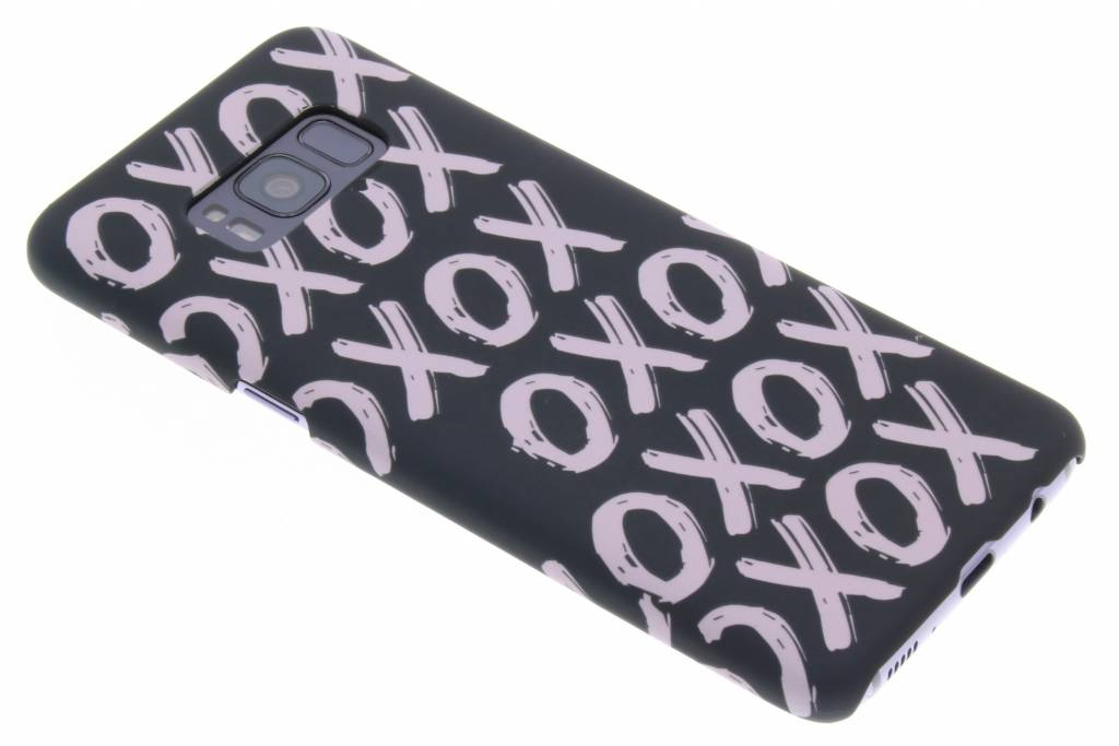 Xoxo design hardcase hoesje voor de Samsung Galaxy S8