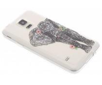 Dieren design TPU hoesje Samsung Galaxy S5 (Plus) / Neo