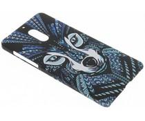 Aztec animal design hardcase hoesje Nokia 6