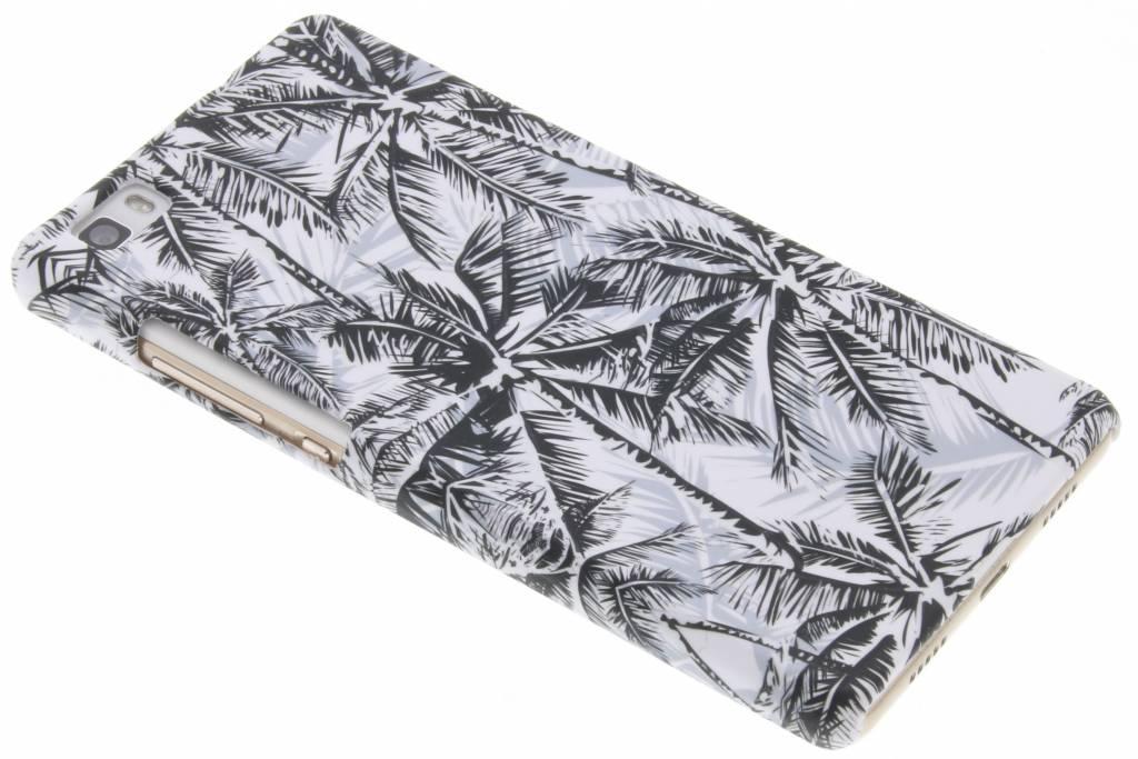 Palmtrees design hardcase hoesje voor de Huawei P8 Lite