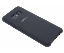 Samsung Donkergrijs Originele Silicone Cover Galaxy S8 Plus