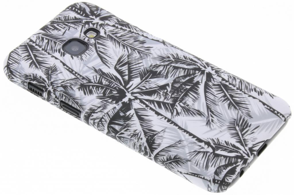 Palm design hardcase hoesje voor de Samsung Galaxy A3 (2017)