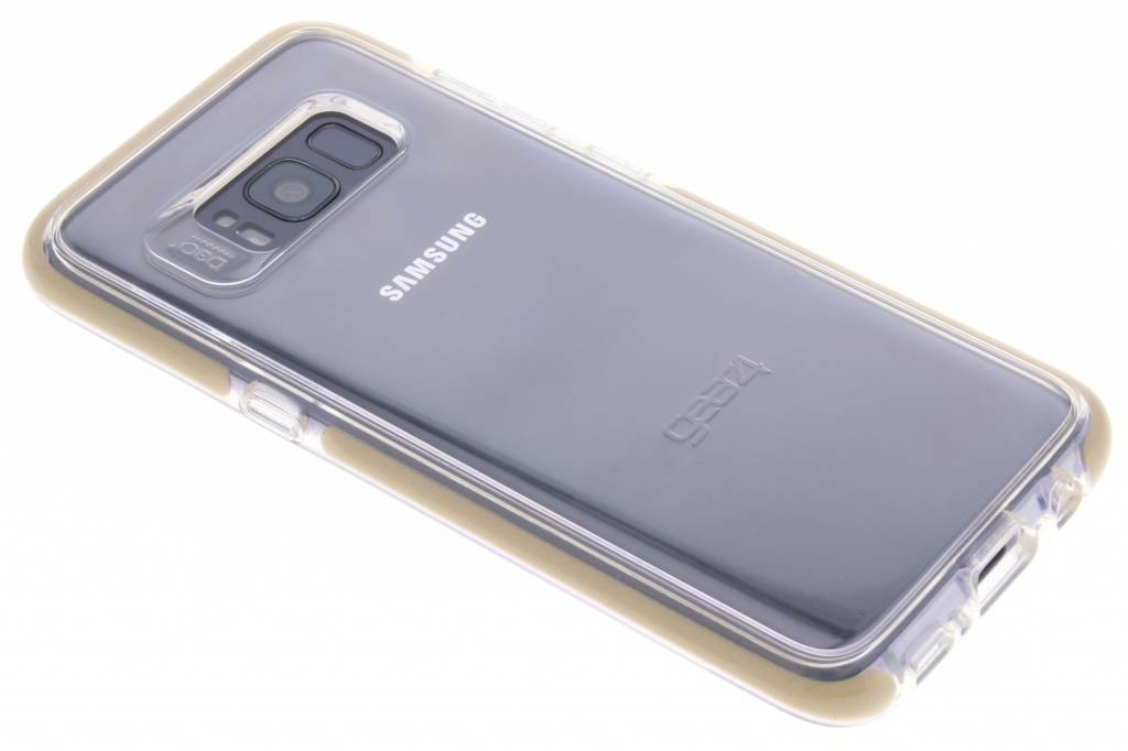 Gear4 Gouden D3O Piccadilly Case voor de Samsung Galaxy S8