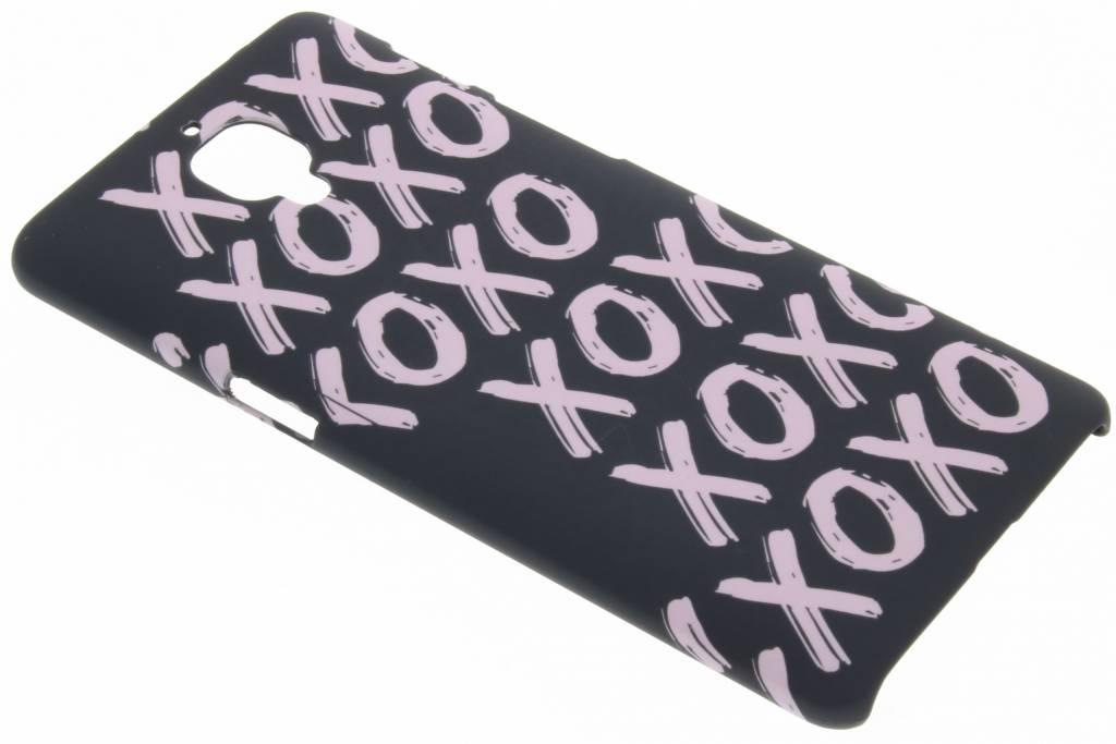 Xoxo design hardcase hoesje voor de OnePlus 3 / 3T