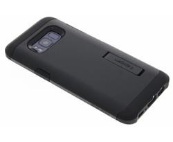 Spigen Zwart Tough Armor Case Samsung Galaxy S8