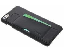 Vetti Craft Zwart Card Slot Snap Cover iPhone 6(s) Plus