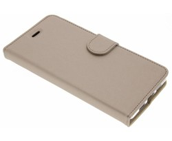 Accezz Goud Wallet TPU Booklet Lenovo P2