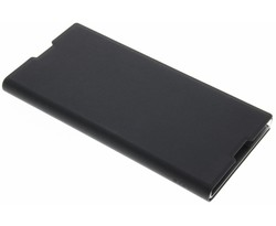 Sony Zwart Style Cover Stand Xperia XA1 Ultra