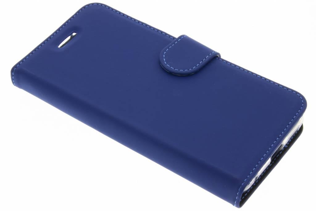 Accezz Blauwe Wallet TPU Booklet voor de LG G6