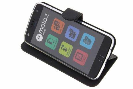 Livret Tpu Portefeuille Noir Pour Le Jeu De Moto Z Motorola 4CYtn5