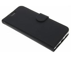 Accezz Zwart Wallet TPU Booklet Huawei Mate 9