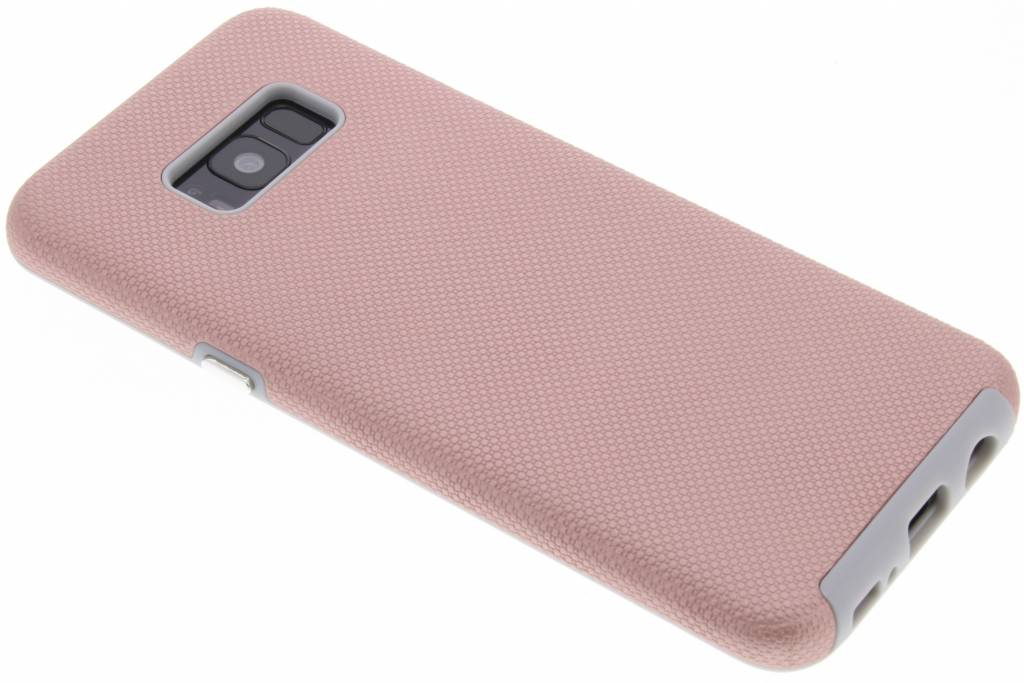 Accezz Rosé Gouden Xtreme Cover voor de Samsung Galaxy S8 Plus