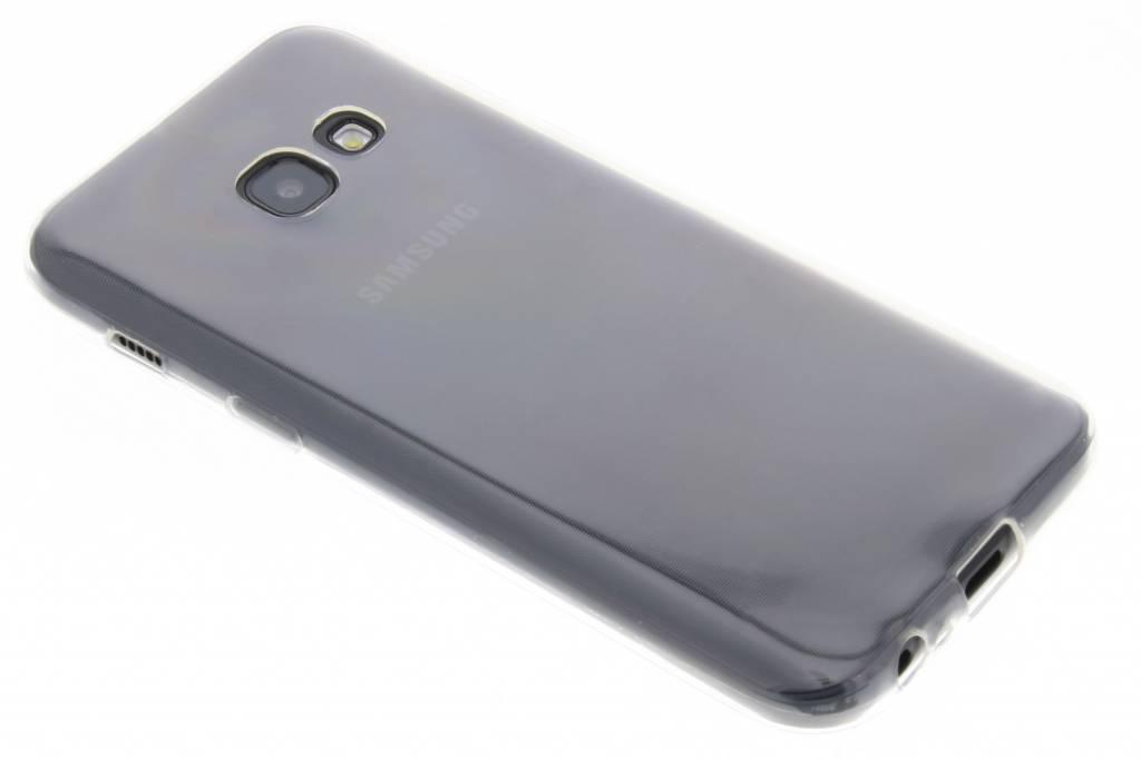 Violet Ultramince Cas De Tpu Transparent Pour Samsung Galaxy A3 3WYMhYt