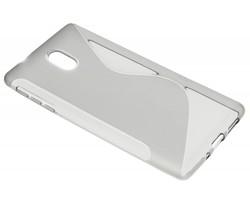 Grijs S-line TPU hoesje Nokia 3