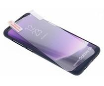 Blauw 360° effen protect case Samsung Galaxy S8
