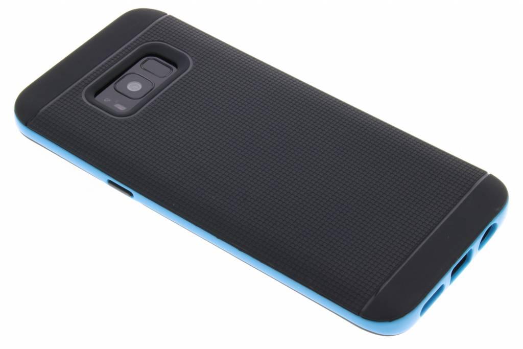 Blauwe TPU Protect Case voor de Samsung Galaxy S8 Plus