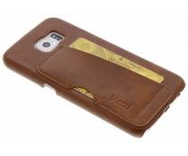Vetti Craft Bruin Card Slot Snap Cover Samsung Galaxy S6