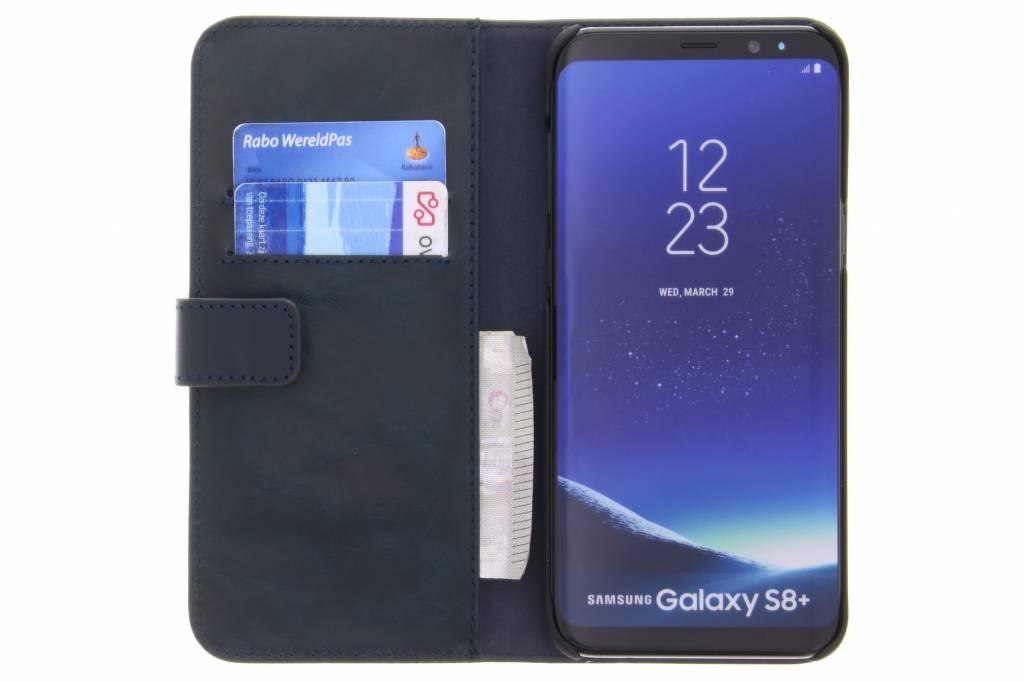 Argent Inversé Booktype Étoiles Pour Samsung Galaxy S8 VV3sZII