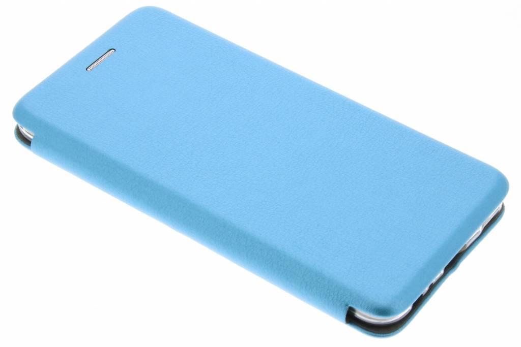 Blauwe Slim Foliocase voor de Huawei P10