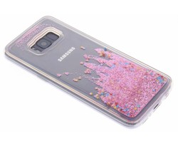 Liquid glitter case Samsung Galaxy S8