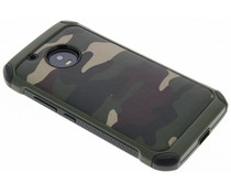 Army defender hardcase hoesje Motorola Moto G5
