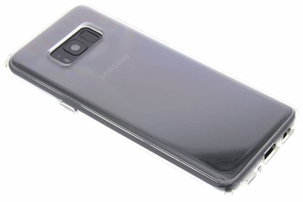 Spigen Ultra Hybrid Samsung Galaxy S8 Plus Case Crystal Clear voor Galaxy S8 Plus