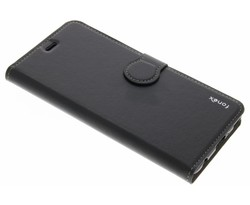 Fonex Zwart Identity Bookcase Huawei P10 Plus