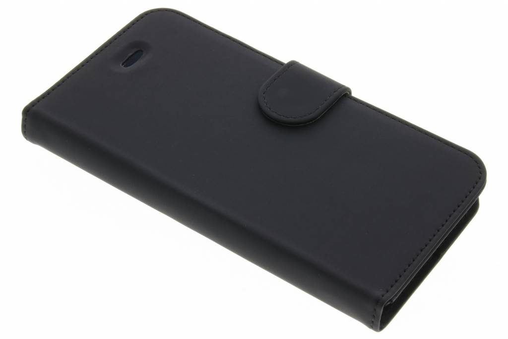 Accezz Zwarte Wallet TPU Booklet voor de Asus Zenfone 3 Max 5.2