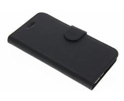Accezz Zwart Wallet TPU Booklet Asus Zenfone 3