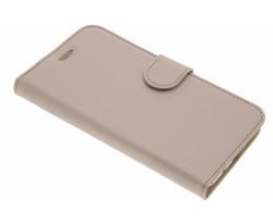 Accezz Goud Wallet TPU Booklet Asus Zenfone 3