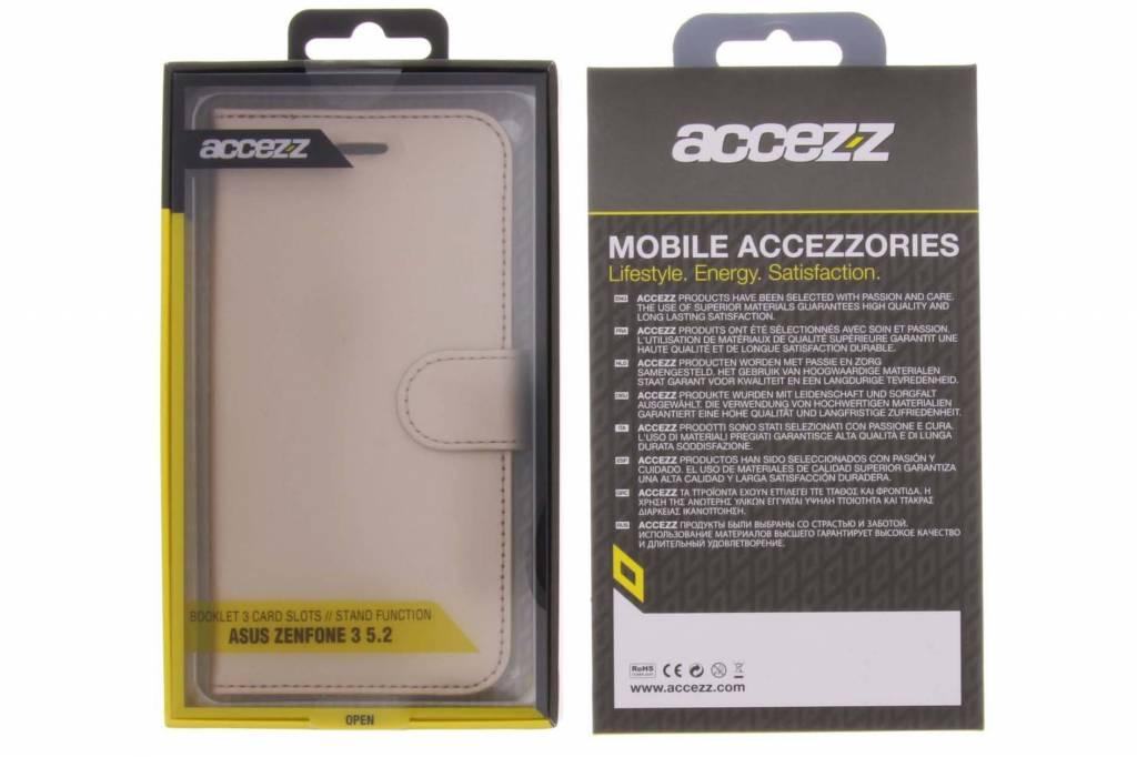 Or Mince Livret Tpu Pour Asus Zenfone 3 Ze520kl OfW9FBx