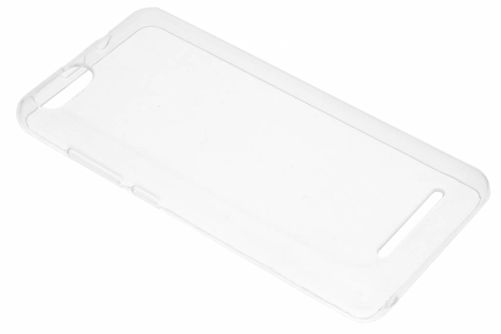 TPU Clear Cover voor de Wiko Lenny 3