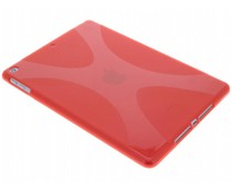 X-line TPU tablethoes iPad (2018) / (2017)