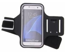 Zwart sportarmband Samsung Galaxy S7 Edge