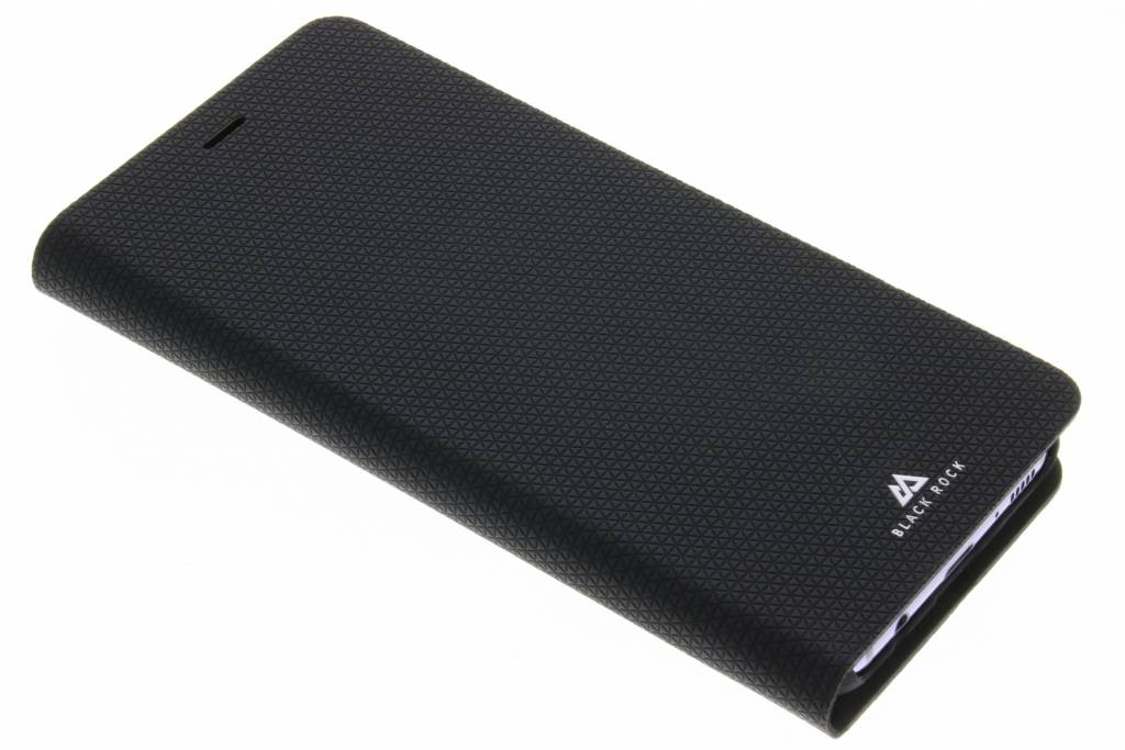 Black Rock Zwarte Protective Booklet voor de Samsung Galaxy S8