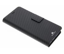 Black Rock Zwart Flex Carbon Wallet Case Samsung Galaxy S8