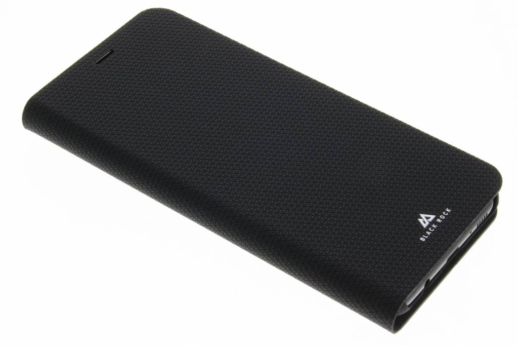 Black Rock Zwarte Protective Booklet voor de Samsung Galaxy S8 Plus