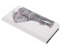 Dieren Design TPU Booklet Acer Liquid Z6