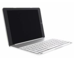Zilver Bluetooth Keyboard Case iPad (2017) / iPad Air
