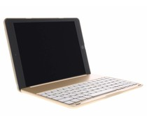 Rosé Goud Bluetooth Keyboard Case iPad (2018) / (2017) / Air